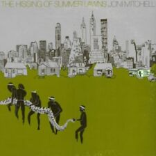 JONI MITCHELL - THE HISSING OF SUMMER LAWNS  LP 1975 UK