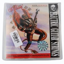 Alice Electric Guitar Strings 010 046 Steel Core Light Guitar Strings10 Sets New