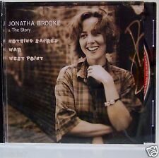 Jonatha Brooke & The Story Nothing Sacred War West Point CD 1995 GRP Rec Promo