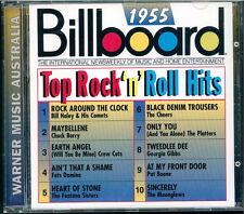 Billboard 1955 TOP Rock 'n' roll hits CD Australie