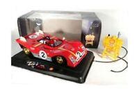 CLASSICO COLLEZIONE FERRARI 312P model race car M Andretti / J Ickz 1972 1:18th