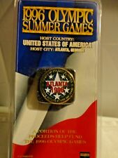 "1996 Olympic Summer Games Atlanta Trading Pin ""Where Future Stars Are Born"" New"