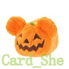 "3.5"" Mini TSUM TSUM Pumpkin Mickey Phone Screen Wipe Hand Wrist Doll Toys NEW"