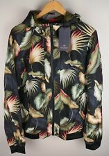 Scotch & Soda BRAND NEW Men Bomber Jacket Travel Casual Leisure Floral size L