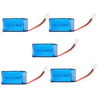3.7V 500MAH LI-PO BATTERY FOR HUBSAN X4 H107 H107L H107C H107D V252 JXD385 NOBLE