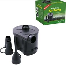 Best Electric Air Pump Battery Powered For Airbed Inflatable Mattress Camping