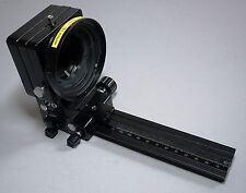 Hasselblad V Zeiss Lens to Sony E Mouint NEX A7 A7R Camera Tilt & Shift Bellow