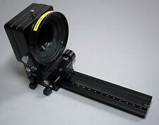 Hasselblad V Zeiss Lens to Sony E Mouint NEX A7 A7R Camera Tilt & Shift Bellow