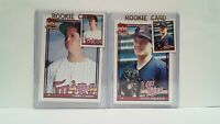Uncirculated 1991 Topps Twins Larry Casian + Scott Erickson + Mini's