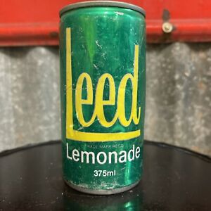 Leed Lemonade Vintage 375ml Aluminium Can Coca Cola