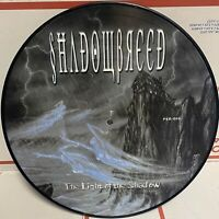 SHADOWBREED THE LIGHT OF THE SHADOW LP PICTURE DISC VINYL LIMITED EDITION 1999