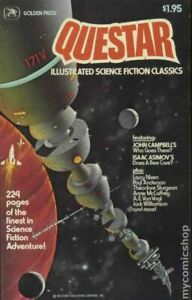 Questar Illustrated Science Fiction Classics #1119 VG/FN 5.0 1979 Stock Image