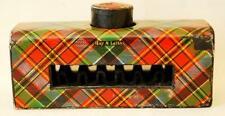 Mauchline Ware Tartan Hay & Leith Multiple Spring Load Pen Nib Cleaner 4 5 Nibs