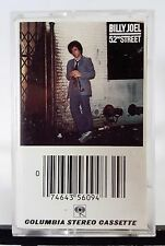 Billy Joel - 52nd Street (1985 Columbia Cassette Album) **Reissue