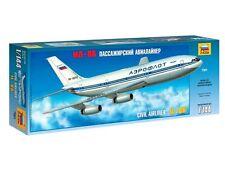 1/144 Zvezda IL-86 NEW Model Kit 7001