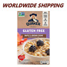 Quaker Gluten Free Instant Oatmeal Maple & Brown Sugar 6 CT 12.1 Oz WORLD SHIP