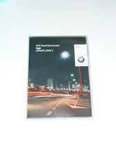 BMW Navi DVD Road Map Europe high, 2009 - 2, navigazione