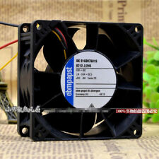 Original ebm-papst 8212J / 2H5 8038 12V high-end large volume fan SK 0160076815