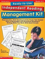 Ready-to-Use Independent Reading Management Kit (Grades 2-3) Jones, Beverley, L