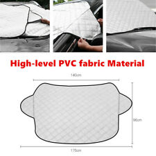 Car Universal PVC Windshield Cover Sun Shade Winter Snow Frost Guard Protector
