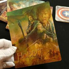 THE HOBBIT 3 - Multi Image 3D Lenticular Magnet Cover FOR bluray steelbook
