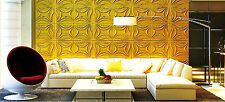 3D Wall Panel (Lily-D) 1 carton contains 48 panels covering 128 sq/ft (sale)