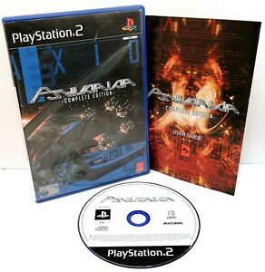Psyvariar Complete Edition ~ PlayStation 2 PS2 SHMUP ~ PAL *Excellent Complete*