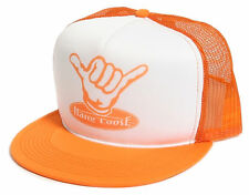 Retro Trucker Cap [hang Loose] 80´s surf Surfer rythm SnapBack ha capuchón re
