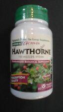 Nature's Plus Herbal Actives Hawthorne 60 Vegetarian Capsules 150 mg