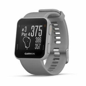 Garmin Approach S10 Lightweight GPS Golf Watch - Powder Grey