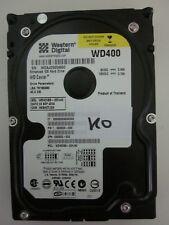 Western Digital HD WD400 IDE Caviar AVERIADO FAULTY 40GB