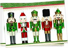 Michel Design Works Christmas Nutcracker Cotton Placemats Set of 4