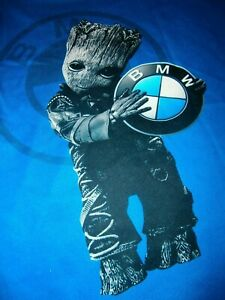 BMW  Polo Shirt M3 M SPORT Size 2XL RARE BABY GROOT