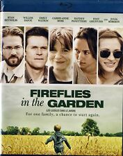 NEW BLU-RAY / FIREFLIES in the GARDEN / Julia Roberts, Hayden Panettiere, Ryan R