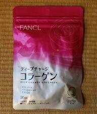 Fancl Japan Deep Charge Collagen Tablets 30 Days UK Seller
