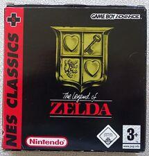 THE LEGEND OF ZELDA - NES CLASSICS - GBA - GAME BOY ADVANCE