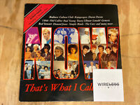 """Various - Now That's What I Call Music (2xLP, 12"""" Vinyl Comp, EMI)"""