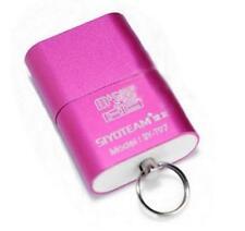 Fashion Micro SD TF Mini USB 2.0 High Speed T-Flash Memory Card Reader Adapter F