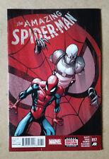 AMAZING SPIDER-MAN #17 FIRST PRINT MARVEL COMICS (2015)