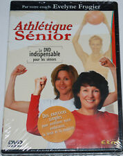 DVD ATHLETIQUE SENIOR neuf sous blister