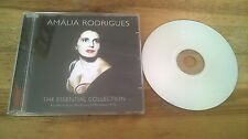 CD Ethno Amalia Rodrigues - Essential Collection (20 Song) MANTECA UNION SQUARE