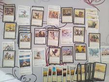 MTG deck magic preconstruit Blanc / SOLDAT  AVEC 1 RARE - cartes magic pas cher