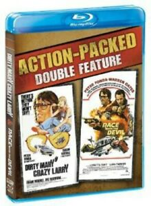 DIRTY MARY CRAZY LARRY & RACE WITH THE DEVIL NEW BLURAY