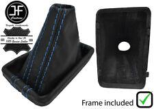 BLUE STITCH AUTO AUTOMATIC DSG BOOT PLASTIC FRAME FOR VW GOLF MK7 VII 13-17
