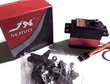 JX 6221MG 1/8 truggy digital steering servo 20kg/cm 0.16s couple élevé HPI