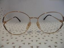 Vienna Line 1378 Vintage 80's Womens Eyeglass Frames  (TF18 @