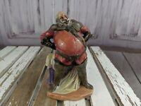 "Royal doulton figurine sculpture 2054 falstaff 7"" 1949 male man"
