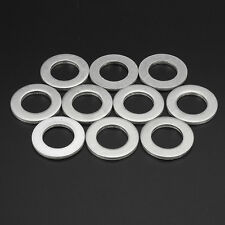 10X Engine Oil Drain Plug Crush Washer Gaskets Set For Acura / Honda 94109-14000