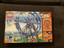 LEGO Creator Ferris Wheel (4957) -- 100% Complete