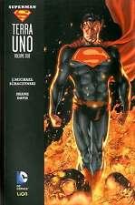 LN1267 - RW Lion - Superman Terra Uno - Volume 2 - Brossurato - Nuovo !!!
